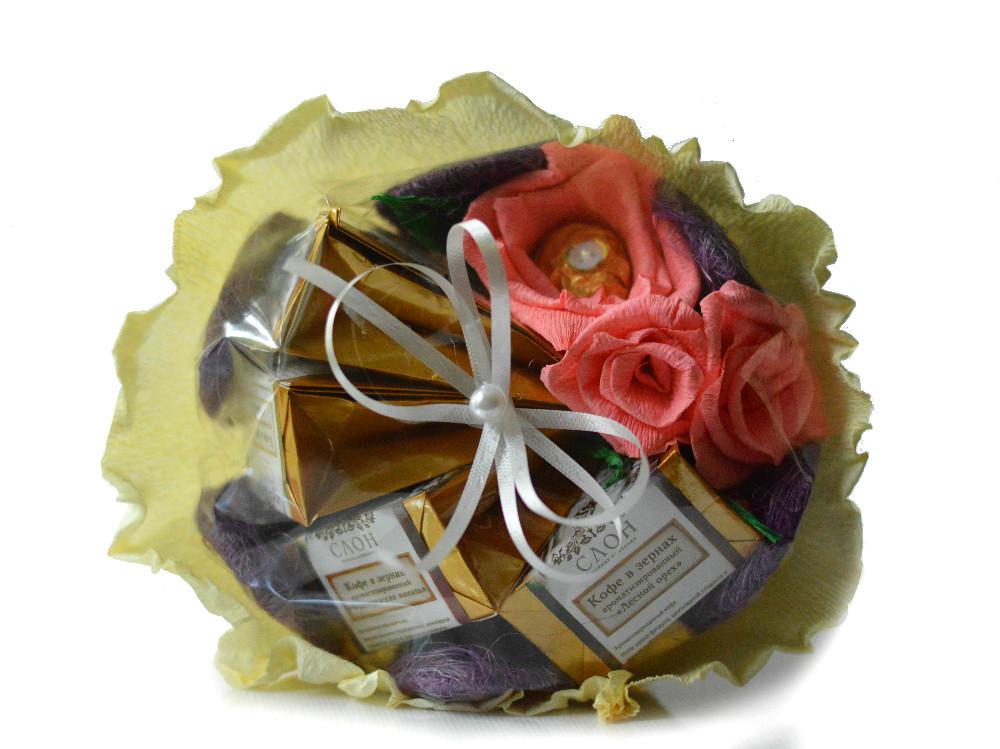 Подарки из чая и кофе своими руками мастер класс фото 19